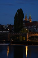 Maxbrücke, St. Lorenz, Nuremberg
